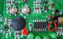Брелок - детектор WI-FI