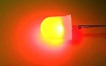 Светодиодный индикатор тока сети