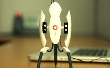 USB робот охранник Portal 2 Sentry Turret USB Desk Defender