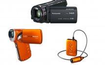 Panasonic представил обновлённую линейку камкордеров и две новые камеры