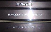 Музыкальный центр SONASHI SHC