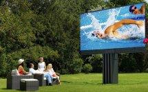 Самый огромный телевизор в мире C SEED 201 от Porsche Design Studio