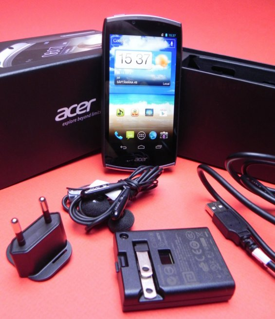 ������������ Acer CloudMobile S500