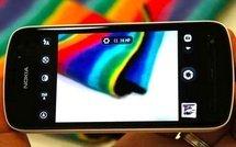 ����� ��������� Nokia 808 pureview