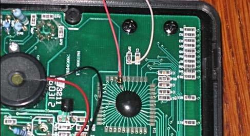 ESR измеритель конденсаторов в