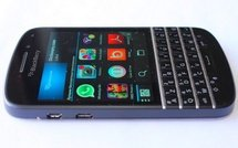 ����� ��������� Blackberry Q10