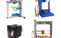 Обзор лучших домашних 3D принтеров