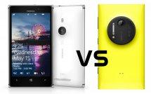 ����� ���������� Nokia Lumia 1020 � 925