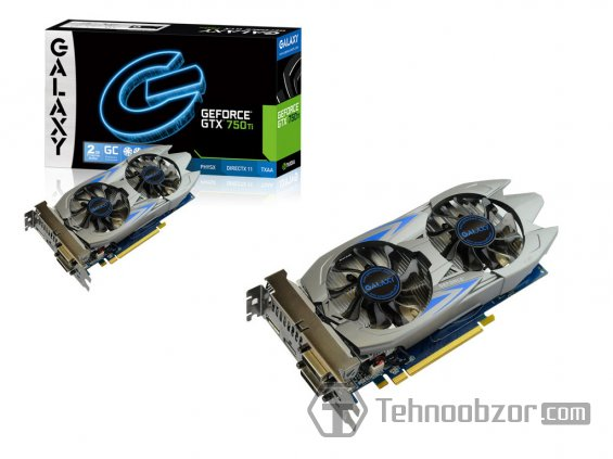 GeForce GTX 750 Ti GC 2 GB GDDR5