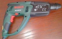 Обзор перфоратора Bosch