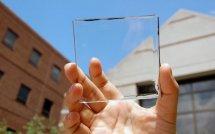 Солнечные панели будут прозрачными