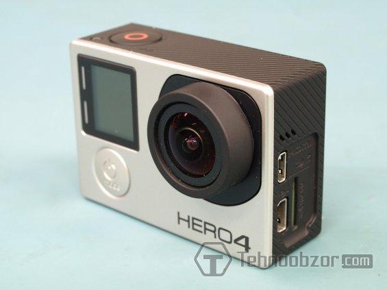 Обзор GoPro HERO 4