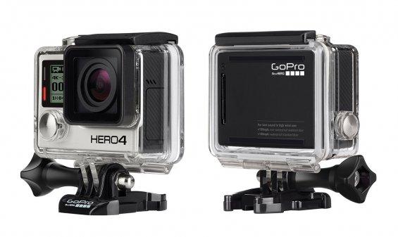 Технические характеристики GoPro HERO 4 Black