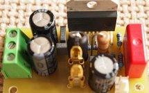 Усилитель 50 ватт на микросхеме LM3886