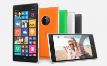 Nokia Lumia 830 ― смартфон под управлением Windows Phone 8.1