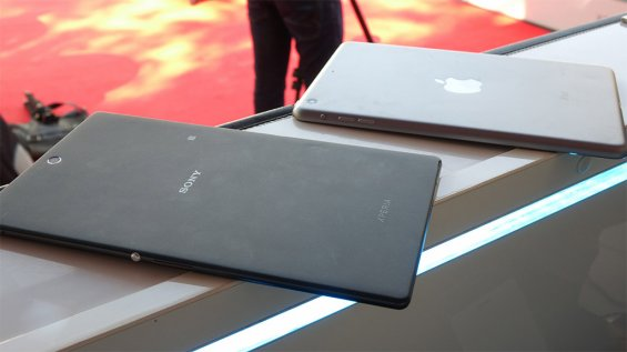 Отзывы о Xperia Z3 Tablet Compact