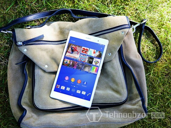 ����������� �������������� Sony Xperia Z3 Tablet Compact