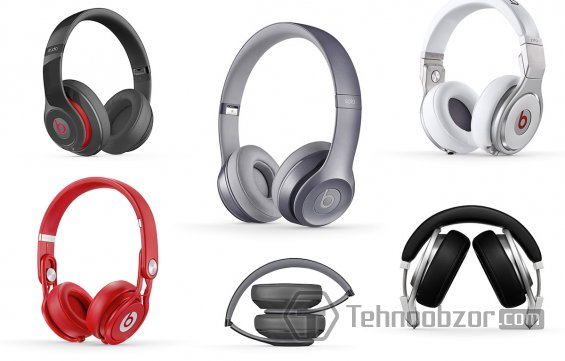 Наушники Monster Beats by Dre цена