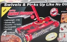 Электровеник Swivel Sweeper