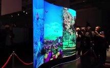 LG представила S-образный OLED-дисплей