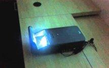 LG представила компактный домашний проектор