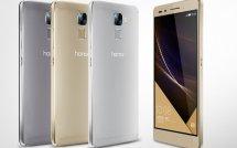 Встречаем новый флагман компании Huawei — Honor 7