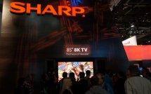 Sharp ��������� ������ � ���� 8K-���������