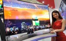 LG представит прототип 55-дюймового скручиваемого OLED-телевизора