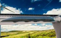 �����-��������� Hyperloop ��������� �� ���� � �������� �� 10 �����