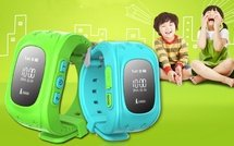 ������� ���� � gps �������� Smart baby watch