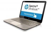 HP Spectre 13 претендует на рекорд по тонкости