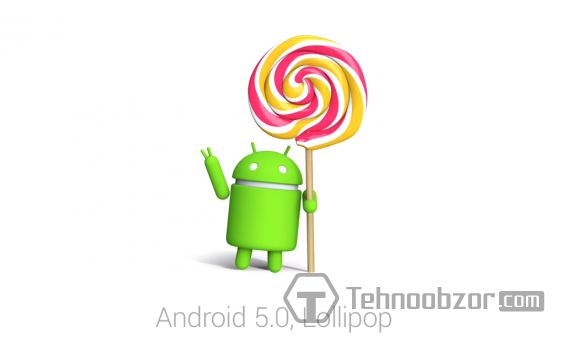 ������������ ������� Android� Lollipop
