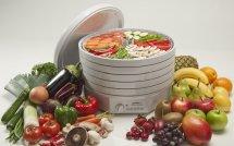 Сушилка для овощей и фруктов Ezidri Ultra FD1000