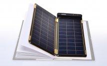 Представлен блокнот с солнечной зарядкой