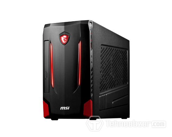 Дизайн MSI Nightblade MI2