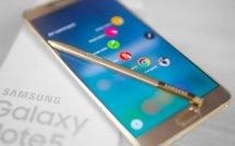 Самым популярным смартфоном признан Samsung Galaxy Note 5