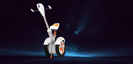 Дизайн сегвея Airwheel A3