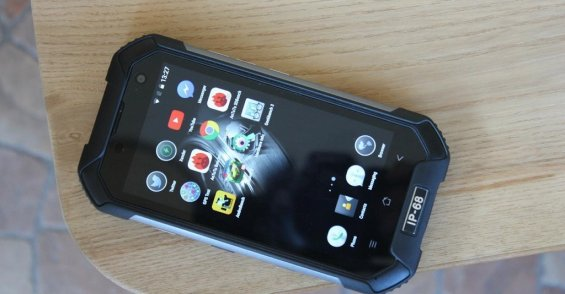���� Blackview BV6000