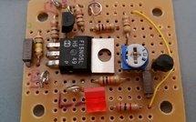 Блок защиты аккумуляторов от разряда