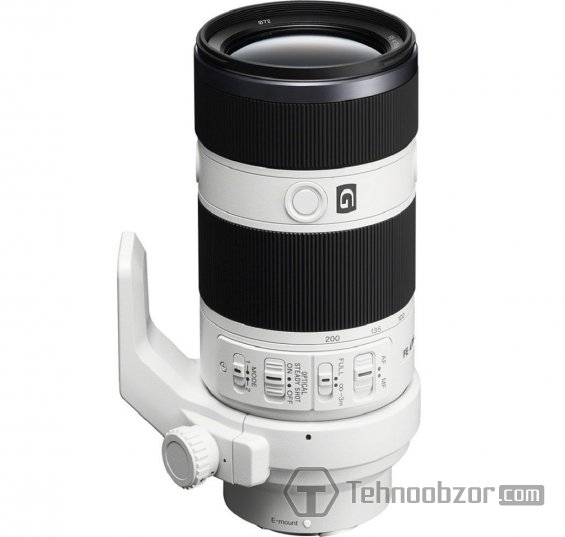 Sony FE 70–200mm F4 G OSS без камеры