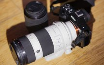 Объектив Sony FE 70–200mm F4 G OSS