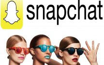 ������������ �����-���� Spectacles �� ���������� Snapchat
