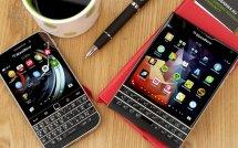 Blackberry останавливает производство смартфонов