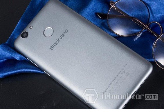 Задняя панель Blackview E7 S