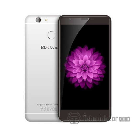 Дизайн Blackview E7 S