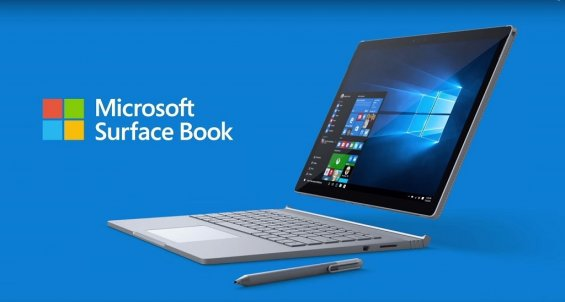 Дизайн Surface Book
