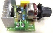 Схема регулятора мощности на 3 квт