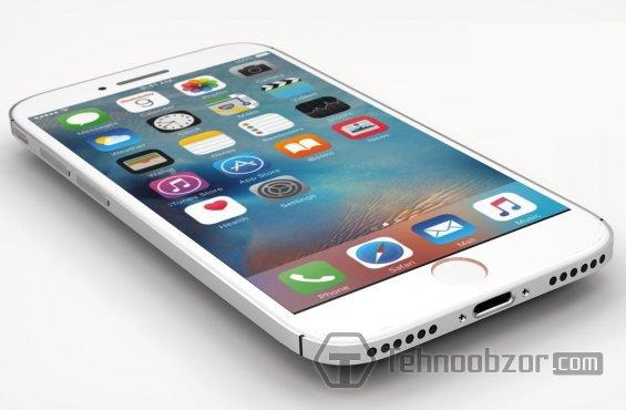 Дизайн реплики iPhone 7