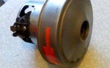 Ремонт электродвигателя пылесоса