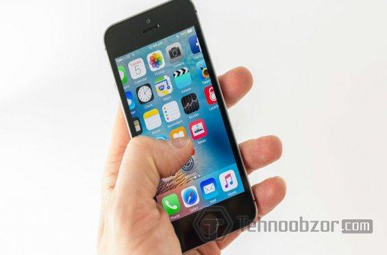 Экран iPhone SE